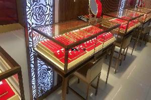 珠宝、饰品、高档金属展柜