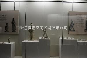 哈尔滨某博物馆展柜制作
